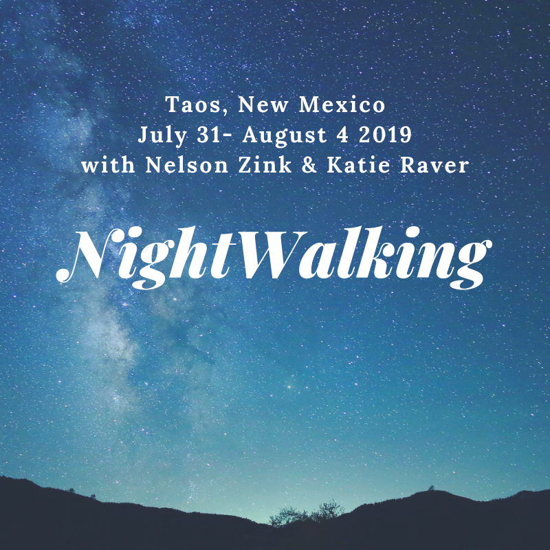 NightWalking in Taos 2019